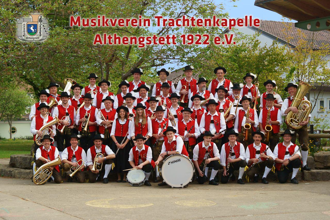 bvbw-calw-musikverein-trachtenkapelle-althengstett-1922-gruppenbild