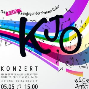 KJO Konzert + Wertungsspiel